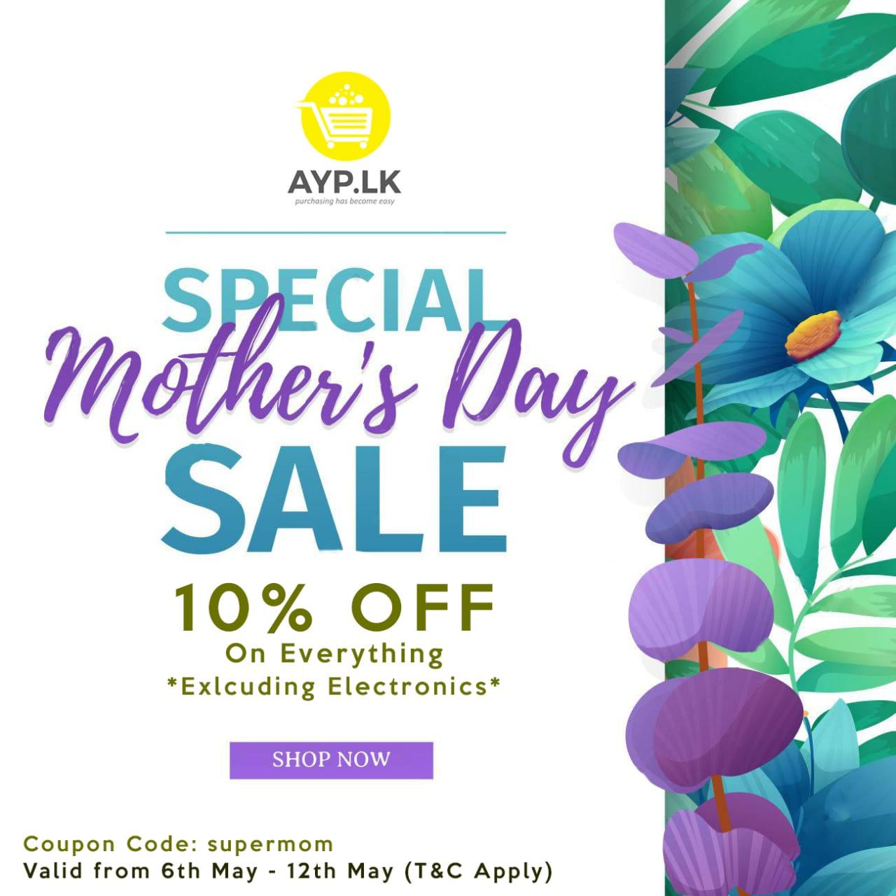 Mom's Day at AYP.LK